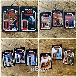 11 x Star Wars Custom MOCs Screen-Used Props + 35mm Film + Location Elements