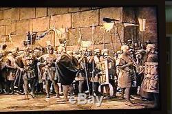 1925 silent movie Ben Hur Julius Caesar prop Roman brass decorated armor film