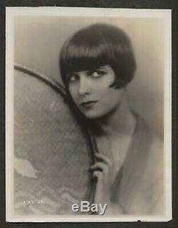 1926 Louise Brooks Orig Edward Thayer Monroe Keybook Photo