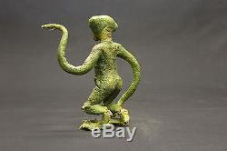 1950's or 1960's Movie or Television Show Stop Motion Animation Creature Puppet
