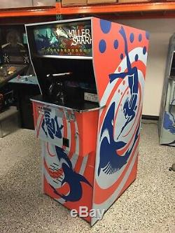 1972 Sega KILLER SHARK Electromechanical Arcade Game