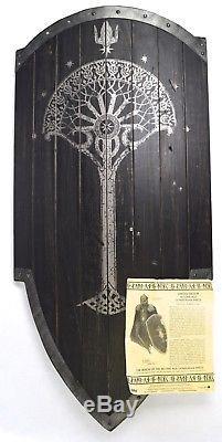 42 United Cutlery Ltd Ed Shield of Gondor UC1454 LOTR