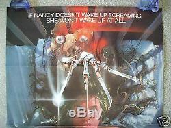 A Nightmare On Elm Street 1984 Original Movie Poster ...