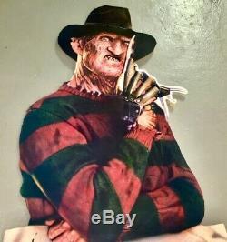 A Nightmare On Elm Street 2 Freddys Revenge 1985 Video Rental Store Standee