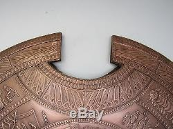 ALEXANDER ALEXANDER'S SHIELD Screen Used Movie Prop withCOA