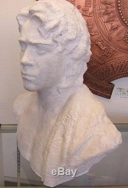 ALEXANDER BUST ALEXANDER Screen Used Movie Prop withCOA