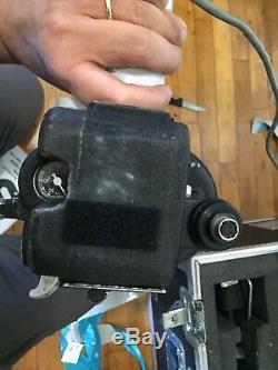 ARRI arriflex 35mm 2c IIc film and Camera TCX Crystal Sync 24fps