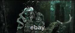 Alien Vs Predator AVP SFX Animatronic Sliced Facehugger Prop Screen Used With COA