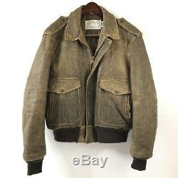 Authentic Leather Jacket Worn by Roddy Piper They Live Movie W Autograph Pic COA