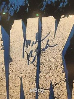 Autographed Young Frankenstein Movie Poster 27x40 Style B