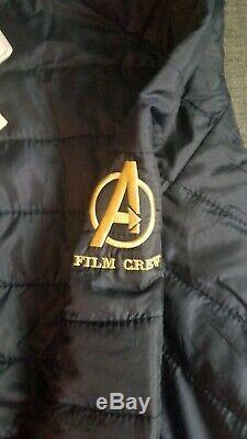 Avengers Endgame / Infinity War Crew Gift