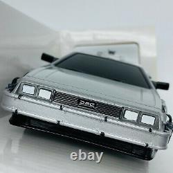 BACK TO THE FUTURE DeLorean MINI-Z R/C Kyosho JAPAN 2012 LTD300 UNIVERSAL