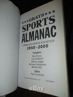 BACK TO THE FUTURE Universal Studios Theme Park PROP Gray's Almanac
