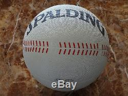 BASEketball RARE Ball Movie Prop Screen Used Autographed Trey Parker Matt Stone