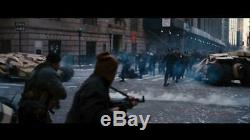 BATMAN Dark Knight Rises screen used movie prop rubber stunt rifle gun BANE AK47