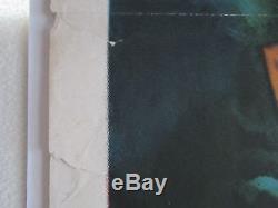 Beginning Of The End Original 1957 1sht Movie Poster Folded Peter Graves Good