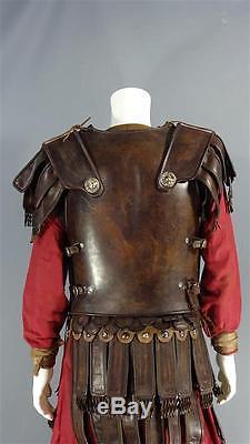 Ben Hur Messala Toby Kebbell Screen Worn Military Costume Ch 11 Sc 77-89
