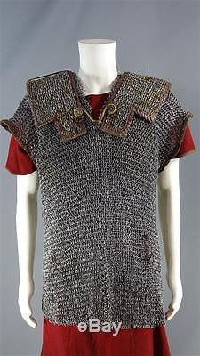 Ben Hur Messala Toby Kebbell Screen Worn Military Costume Ch 4 Sc 24 & 25