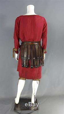 Ben Hur Messala Toby Kebbell Screen Worn Military Costume Ch 5 & 6 Sc 26-30