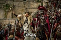 Ben Hur Pontius Pilate Pilou Asbaek Screen Worn Military Costume Ch 3 & 4