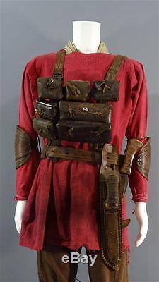 Ben Hur Screen Worn Roman Soldier Military Costume(m-xl)