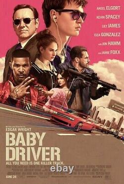 Baby Driver Prop Baby's IPod Production Used With COA