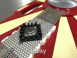 Back 2 Future Hoverboard The Ride Original Rising Sun Bttf Movie prop Skate 80's