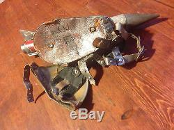 Batman Returns Movie Prop 1992 Penguin Rocket with harness and breast plate Rare