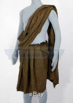 Braveheart faldon sash and kilt prop