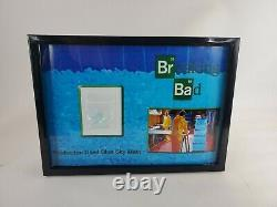 Breaking Bad Blue Sky Meth Movie Prop Authentic production used COA