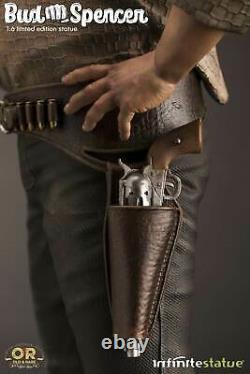 Bud Spencer Bambino Die Rechte und Linke Hand des Teufels 1/6 Infinite Statue