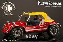 Bud Spencer Puma Dune Buggy Zwei Wie Pech Und Schwefel 118 Auto Infinite Statue