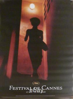 Cannes Film Festival 2006 In The Mood For Love -wong Kar Wai Large Poster