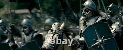 Chronicles of Narnia Movie Used Telmarine Armor Set