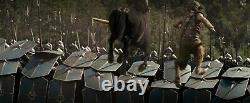 Chronicles of Narnia Prince Caspian Movie Prop Telmarine Shield