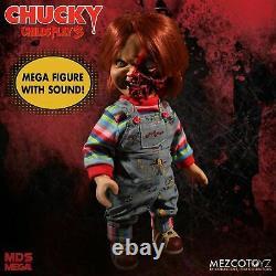 Chucky Die Mörderpuppe 3 Designer Series sprechende Puppe Horror Chucky 38 cm