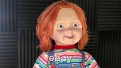 Chucky Doll Life Size 30 Child's Play 2 Good Guys Spirit Halloween NIB IN HAND
