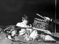 Clockwork Orange Bowler Hat Worn By Malcolm McDowell
