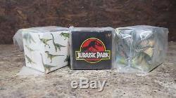 Collectors Original 1993 Jurassic Park Coffee Mugs Set