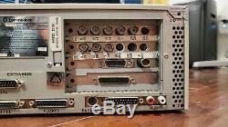 Commodore Amiga 4000 used to make Titanic inc. Amazing footage on harddisk AS IS