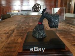 Coraline Original Screen Used Stop Motion Scotty Dog Puppet