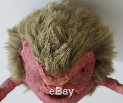 Critters 2 Baby Critter screen used Movie prop with COA Doll
