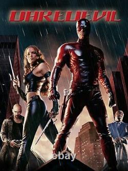 Daredevil 2003 Matt Murdock (Ben Affleck) Stunt Billy Club Baton Prop With COA