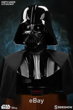 Darth Vader Sith Lord Star Wars 11 Lebensgrosse Büste Life-Size Bust Sideshow