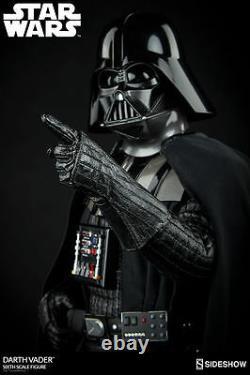 Darth Vader Sixth Scale Figure ROTJ Sideshow Star Wars Figur 1/6