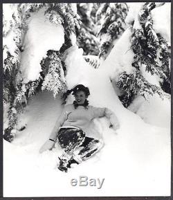 EARLY 1945 Original Photo MARILYN MONROE Young NORMA JEAN by ANDRE de DIENES