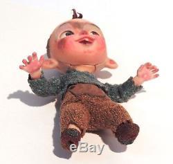 ESZ000. THE BOXTROLLS Baby Eggs Original Animation 4 inch Puppet by LAIKA (2014)