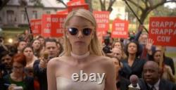 Emma Roberts screen production used ONE (1) prop sign from Scream Queens COA