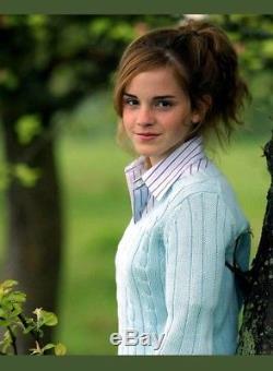 Emma Watson Celebrity Signed & Personal Worn Wardrobe Bustier With Coa