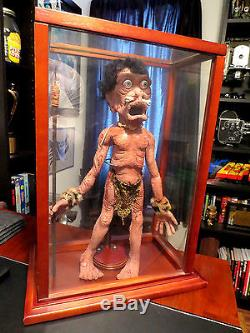 Evil Bong Ooga Booga Movie Prop Stunt Puppet Full Moon CHARLES BAND SIGNED
